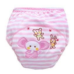 Baby Girls Toliet Pee Potty Training Pants Diaper Nappy Unde