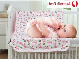 Baby infant nappy change mat pad cover waterproof for all ch