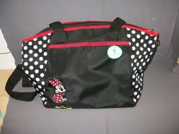 Disney Baby Minnie Mouse POLKA DOT 5in1 Diaper Infant Toddle
