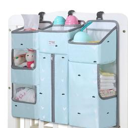 Baby Nursery Organizer Diaper Caddy Hanging Changing Table D