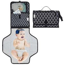Baby Portable Changing Pad, Diaper Bag, Travel Changing Mat