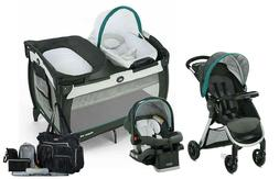 Graco Baby Stroller with Car Seat Travel System Combo Playar