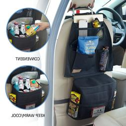 2 X Creation Back Seat Car Organizer, Car Organizer for Kids
