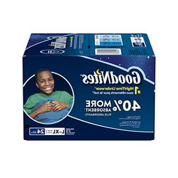 Goodnites Bedtime Bedwetting Underwear for Boys, 24 bedtime