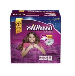 GoodNites Bedtime Underwear for Girls