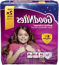 Goodnites Bedtime Underwear 24 CT