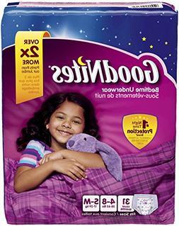 Goodnites Bedtime Underwear 31 CT