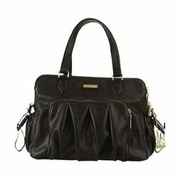 Kalencom Berlin Diaper Bag - Black