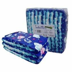 MyDiaper Blue Night colorful Adult Diaper Nappy - Bag of 10