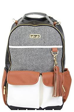Itzy Ritzy Diaper Bag Backpack – Large Capacity Boss Backp