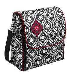 Petunia Pickle Bottom Boxy Backpack Diaper Bag Evening in Is