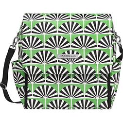 Petunia Pickle Bottom Boxy Backpack Diaper Bag in Playful Pa