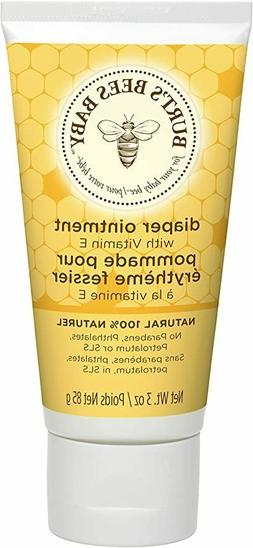 Burt's Bees Baby 100% Natural Diaper Rash Ointment with Vita