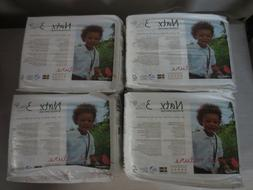 Naty by Nature Babycare Eco-Friendly Diapers, Size 3, 124 Di