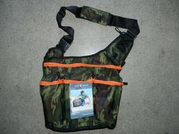 Diaper Dude Camo Diaper Bag Camouflage Messenger Baby Bag