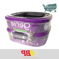 Litter Genie Cat Litter Disposal System Basic Refill - 2 Cou