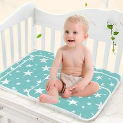 Changing Mat Cover Diaper Nappy Change Pad Waterproof For In