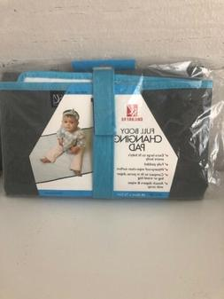 Changing Pad Grey/Teal J.L. Childress Full Body