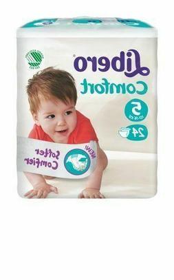 Children's Diapers Libero Comfort Maxi Size 5 - 1 Pack /