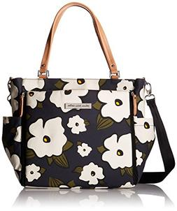 Petunia Pickle Bottom City Carryall Tote, Fields of Feathers