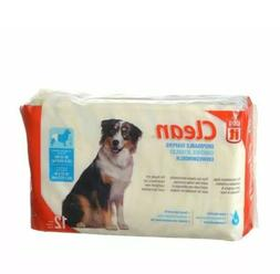 Dog It Clean Disposable Diapers Large