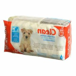 Dogit Clean Disposable Diapers Small 12pk