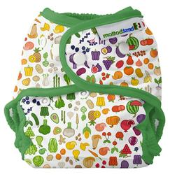 Best Bottoms Cloth Diaper Cover - One Size - Farmers Market
