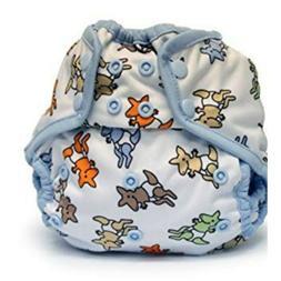 Rumparooz cloth diaper cover- One Size - Snap - Kangarooz Pa