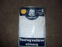 Gerber cloth diaper covers size 3T new