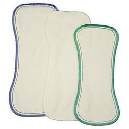 Best Bottom Cloth Diaper Hemp Organic Cotton Overnight Inser