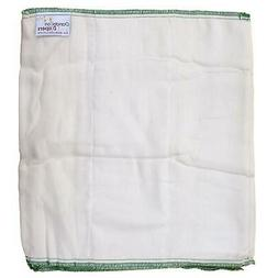Dandelion Diapers Baby Cloth Diaper Prefolds - Bamboo / Orga