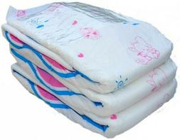 MyDiaper Colour Night Adult Diapers Nappy 2 Pack Medium