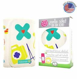 PreparaKit Travel and Baby First Aid Kit - Mom First Aid Kit