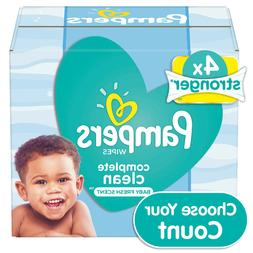 Pampers Complete Baby Wipes *You Choose Scent/Count *Free Sh