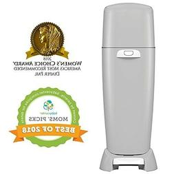 Diaper Genie Complete Diaper Pail,with Odor Lock Technology,