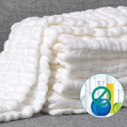 Cotton Soft Reusable Diaper Cloth Infant Care Newborn Baby A