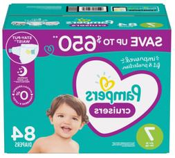 Pampers Cruisers Diapers Mega Pack 3 4 5 6 7 Jumbo. You choo
