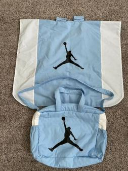"Custom Michael Jordan ""JUMPMAN"" diaper bag/car seat carr"