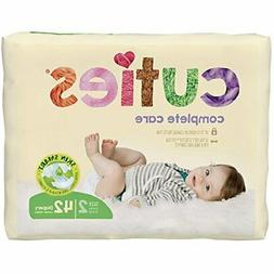 Cuties Baby Diaper Complete Care Size 2 Disposable 40 ea 8pk
