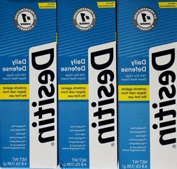 Desitin Daily Defense Diaper Preventative Rash Cream 13% Zin