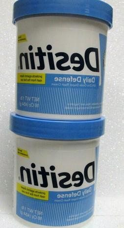 Desitin Daily Defense Diaper Rash Paste - 16 oz Each / 2 Pac