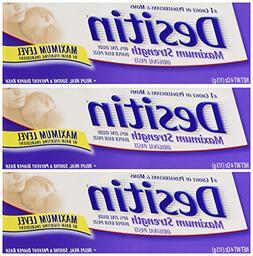 Desitin Maximum Strength Diaper Rash Paste 4 oz tube