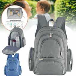 Diaper Bag Baby Care Mom Backpack Mummy Maternity Bag Waterp