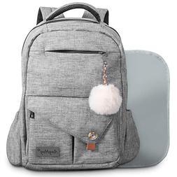 Baby Diaper Bag Backpack – Large Multi-Function Diaper Bac