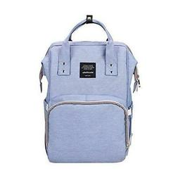 Aboutbaby Diaper Bag Backpack for Baby Care  Large Capacity