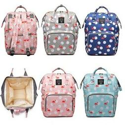 Diaper Bag Backpack Kid Multifunction Mummy Maternity Nappy