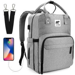 Diaper Bag Backpack-Diaper Bags for Boy Girl