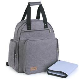 Lifewit Diaper Bag Backpack Multi-Function Travel Maternity