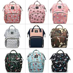 Diaper Bag Backpack Multifunction Travel Maternity Baby Chan