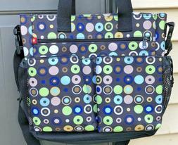 Diaper Bag, Tote, Spark, By Skip Hop NWOT, 2 Side Pockets, L